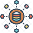 Sharing Allocation Distribution Icon