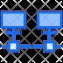 Sharing Data Icon