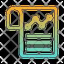 Sharing Data Sharing Document Sharing File Icon