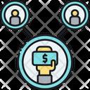 Msharing Economy Icon