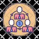 Msharing Economy Sharing Economy Economy Icon