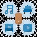 Sharing Economy Business Rent Icon