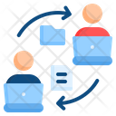 Sharing Files Icon
