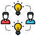 Sharing Ideas Icon
