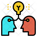 Sharing Knowledge Icon