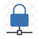 Lock Private Sharing Icon
