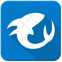 Fish Shark Sea Icon