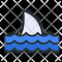 Shark Sea Ocean Icon