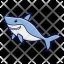 Shark Fish Animal Icon