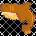 Shark Fish Ocean Icon