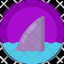 Shark Fish Sea Icon