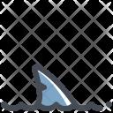 Shark Whale Sea Icon