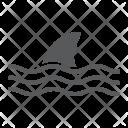 Shark Animal Dangerous Icon