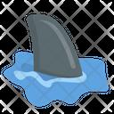 Sharkfin Icon