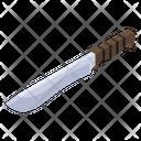 Sharp Knife Icon
