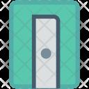 Sharpener Pencil Cutter Icon