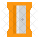 Sharpener School Material Material Icon