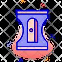 Sharpener Tool Stationary Icon