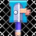 Sharpener Sharpener Pencil Icon