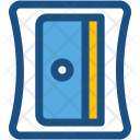 Sharpener Pencil Stationery Icon