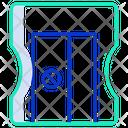 Sharpner Stationary Tool Icon