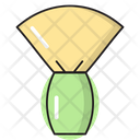 Shave Brush Barber Icon