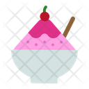 Shave Shaved Food Icon