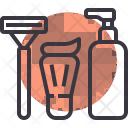 Shave Shaving Cream Icon