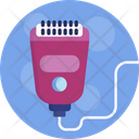 Beauty Shaver Mockup Icon