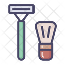 Shaving Razor Groom Icon