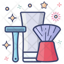 Shaving Kit Icon