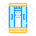 Shower Room Color Icon