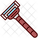 Barber Razor Shaving Icon
