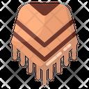 Shawl Icon