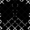 Shawl Scarf Clothes Icon