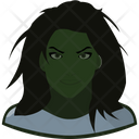 She Hulk American Comic Book Icon