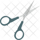 Cutting Tool Scissor Shear Icon