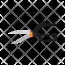 Shear Scissor Cut Icon