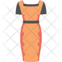 Sheath Dress Women Icon