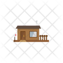 Shed Hut Mailbox Icon