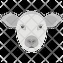 Sheep Lamp Farm Animal Icon