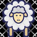 Mutton Ram Sheep Icon