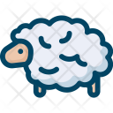 Sheep Animal Nature Icon