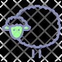 Sheep Lamb Livestock Icon