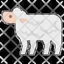 Sheep Meat Farm Icon