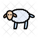Sheep Goat Mammal Icon