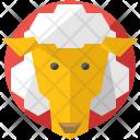 Sheep Animal Goat Icon