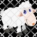 Sheep Lamb Animal Icon