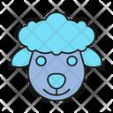 Sheep Ram Ewe Icon