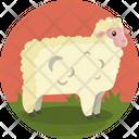 Agriculture Sheep Farm Icon